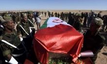 الصحراء الغربية: دفن زعيم البوليساريو محمد بن عبد العزيز