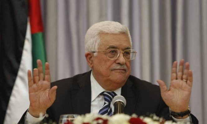 عباس: نرفض محاولات تعديل المبادرة العربية للسلام