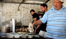الطيبة: القطايف حلوى شعبية بنكهة رمضانية