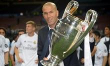 زيدان يقود أفضل تشكيلة بتاريخ كأس أمم أوروبا