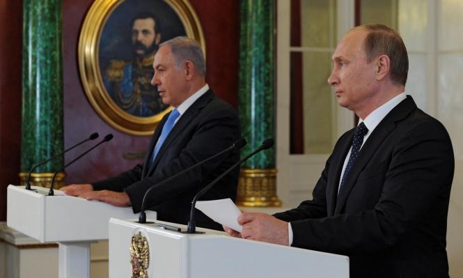 خلافا لتصريح لافروف: نتنياهو ينفي قبوله المبادرة العربية