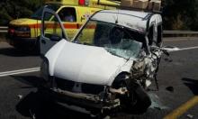 كفر مندا: إصابتان في حادث طرق