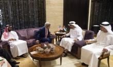 أبو ظبي: كيري يبحث أزمات سورية والعراق واليمن وليبيا