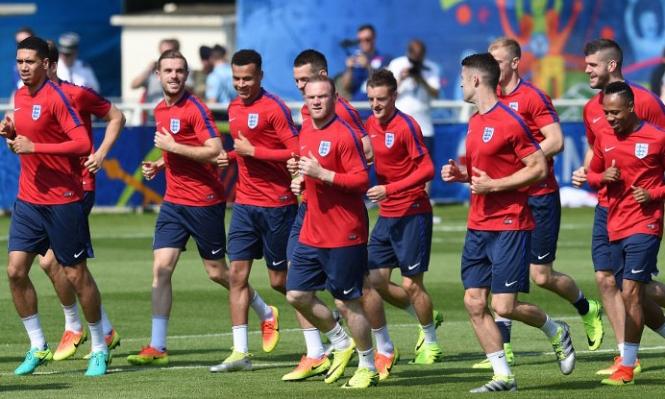يورو 2016: بطاقة منتخب إنجلترا