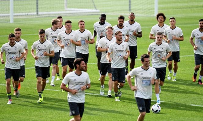 يورو 2016: بطاقة منتخب ألمانيا