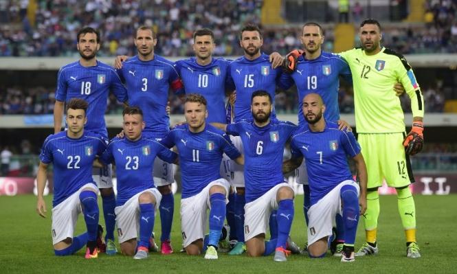 يورو 2016: بطاقة منتخب إيطاليا
