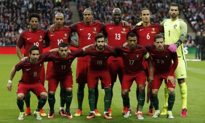 يورو 2016: بطاقة منتخب البرتغال