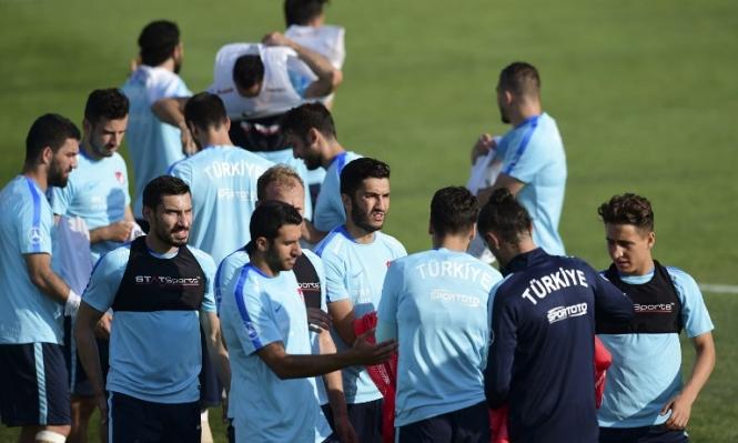 يورو 2016: بطاقة منتخب تركيا