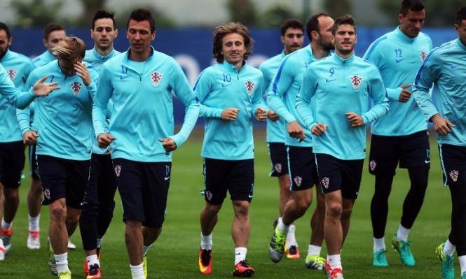 يورو 2016: بطاقة منتخب كرواتيا