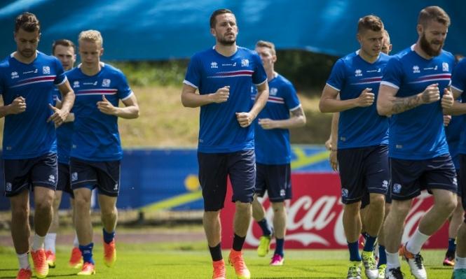 يورو 2016: بطاقة منتخب أيسلندا