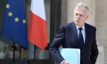 وزير خارجية فرنسا يصف النظام السوري بازدواجية المعايير