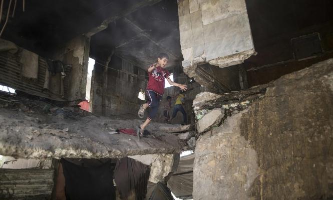 الفقر في غزة يزيد من عمالة الأطفال