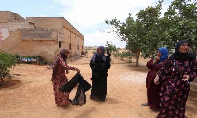 سورية: قطع طرق إمداد داعش على حدود تركيا