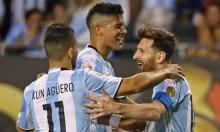 هاتريك ميسي يقود الأرجنتين لربع نهائي كوبا أميركا