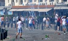 يورو 2016: إصابات بشجار بين مشجعي إنجلترا وروسيا