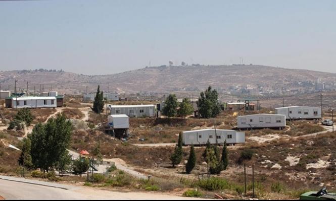 هجمة استيطانية تستهدف 60٪ من الأراضي الفلسطينية