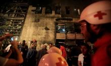 انفجار ضخم يهز بيروت ولا ضحايا