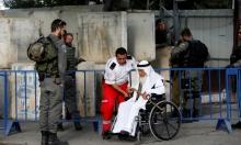 رام الله: إغلاق قرى بادعاء محاولة دهس جنود احتلال