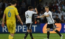 يورو 2016: ألمانيا تهز شباك أوكرانيا مرتين بأولى مبارياتها