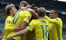 يورو 2016: السويد تتعادل أمام إيرلندا بهدف لكليهما