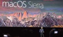"""آبل تطلق نظام التشغيل الجديد """"سييرا"""""""