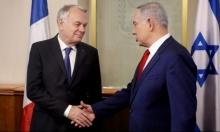 أيرولت لنتنياهو: فرنسا ستواصل دفع مبادرة السلام