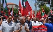 غزة: مسيرة لإنهاء الانقسام تحذر من أوهام المفاوضات