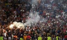 يورو 2016: احتجاز 43 مشجعًا روسيًا بسبب أحداث العنف
