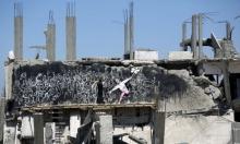 غارة للاحتلال على قطاع غزة