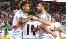 فوز معنوي لأوروغواي على جامايكا بثلاثية نظيفة