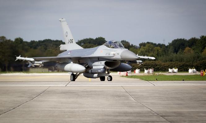 باكستان معنية بشراء مقاتلات إف-16 من الأردن