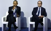 الرئيسان الأميركي والفرنسي يعززان التعاون بين بلديهما لمكافحة الإرهاب