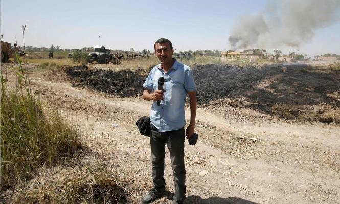 مقتل رابع صحافي عراقي خلال تغطيته معارك الفلوجة