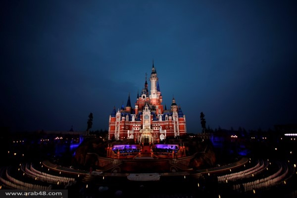 شاهد: افتتاح ديزني الرأسمالية في الصين الشيوعية