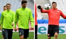 يورو 2016: التشكيلة المتوقعة لمباراة ألمانيا وبولندا (إنفوجراف)