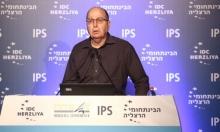 يعالون: لا تهديد وجوديا على إسرائيل ونتنياهو يخيف المواطنين