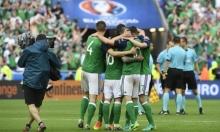 يورو 2016: إيرلندا الشمالية تصعق أوكرانيا بهدفين