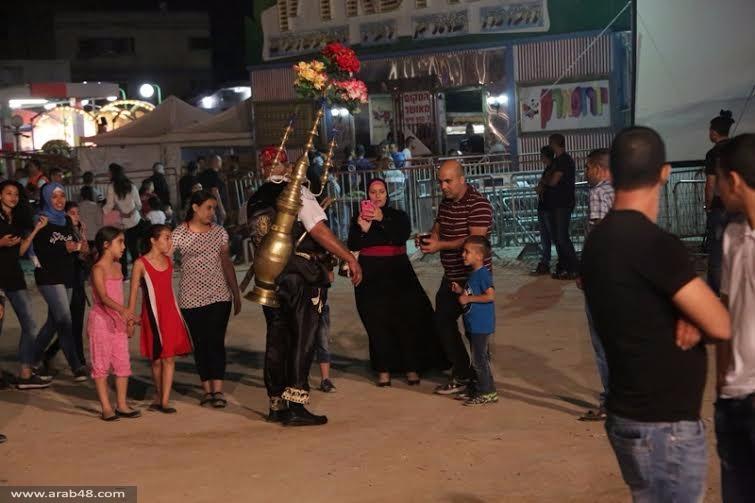 """الناصرة: افتتاح أمسيات """"ليالي رمضان"""""""