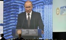 الرئيس الروسي يؤكد استعداده للتقرب نحو الأوروبيين