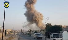 غارات روسية على مقاتلين سوريين معارضين تدعمهم واشنطن