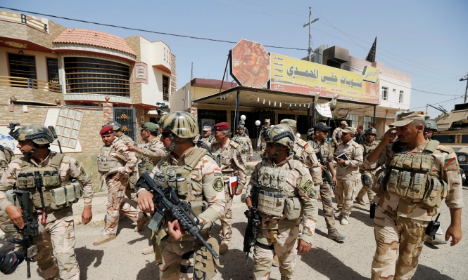 الفلوجة: القوات العراقية تستعيد السيطرة على المجمع الحكومي