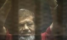 مصر: المؤبد و15 عامًا لمرسي والإعدام لستة آخرين