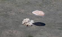 عودة 3 رواد فضاء إلى الأرض بعد قضاء 6 أشهر بالمحطة الدولية