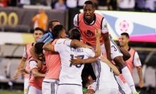 كولومبيا تتأهل على حساب بيرو بضربات الترجيح