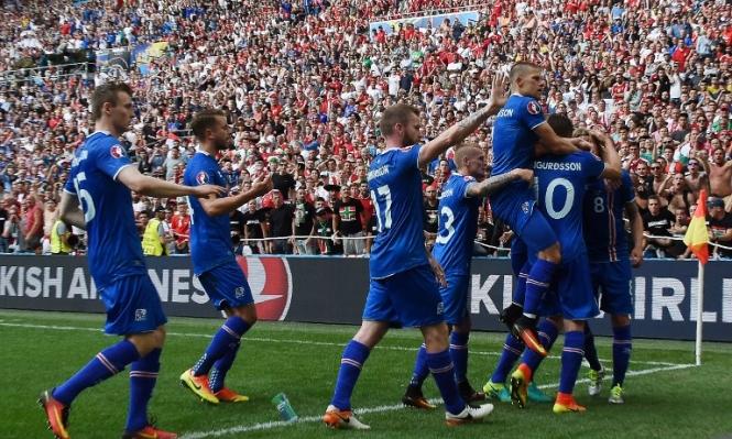 يورو 2016: المجر تقتنص التعادل أمام أيسلندا