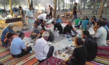 النقب: التجمع ينظم إفطارا رمضانيا جماعيا