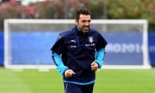 يورو 2016: بوفون يغيب عن تدريبات إيطاليا