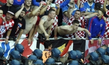 شغب اليورو: تهديدات بتعكير مباراة إسبانيا وكرواتيا
