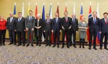 """أوروبا تتبنى المبادرة الفرنسية وتحذر إسرائيل من """"قانون الجمعيات"""""""