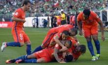 تشيلي تقسو على المكسيك وتتأهل لنصف النهائي